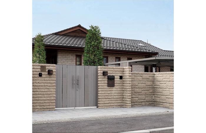 ブロック 化粧 コンクリート 住宅外構に使われる『ブロック』の選び方